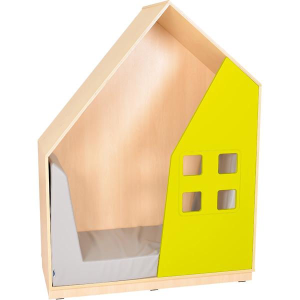 Szafka kryjówka Quadro w kształcie domku