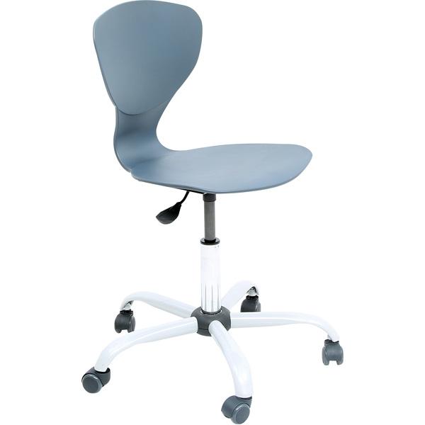 Obrotowe krzesło na kółkach z regulowaną wysokością Flexi