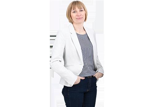 Anita Smolińska menager regionu do spraw handlu