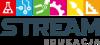 Logo strony internetowej na temat nurtu edukacyjnego stream