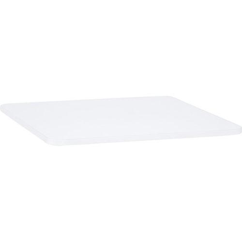 Biały blat Quadro kwadratowy